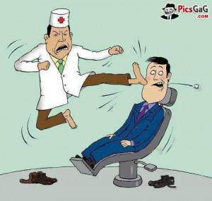 Funny Dentist Jokes Picture