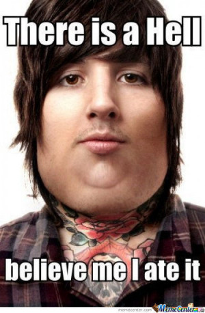 Oliver Sykes Funny Quotes