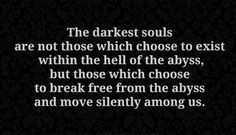 Dark or Morbid Quotes / Sayings