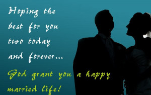 Way To Live A Happy Married Life Quotes (1)