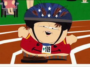... friends judge outbursts fully understand eric cartman retard olympics