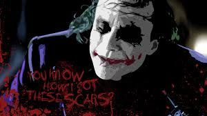 Quote from The Dark Knight