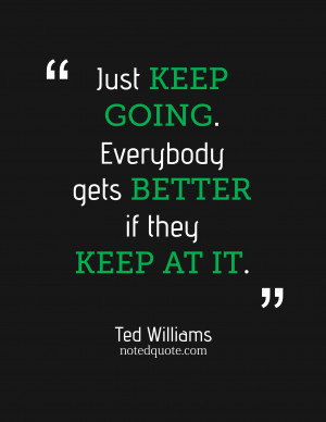 Home Quotes Ted Williams Quotes