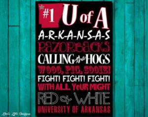 University of Arkansas. Arkansas Ra zorbacks. Woo Pig Sooie. Team ...