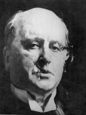 Art Under Attack John Singer Sargent Henry James 1913 (damaged)