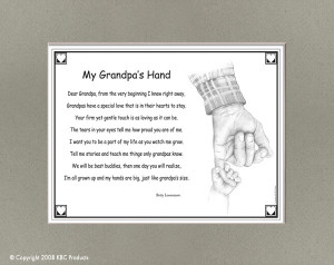 Grandpa's Poem [Archive] - Badger & Blade