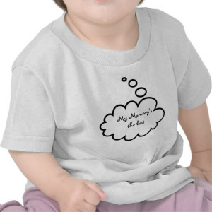 Funny Thought Bubbles T Shirt