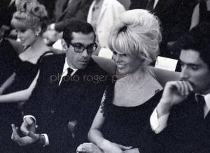 Brigitte Bardot Roger Vadim