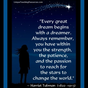 jpg-harriet-tubman-motivational-quote-every-great-dream-begins-with-a ...