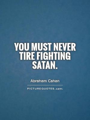 Devil Quotes