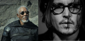 Morgan Freeman joins Wally Pfister's Transcendence alongside Johnny ...