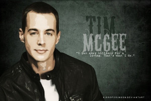 NCIS Character Quotes- McGee