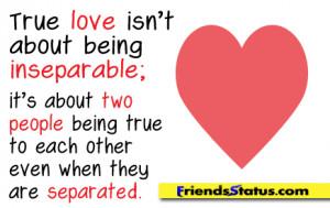 true love quotes status facebook