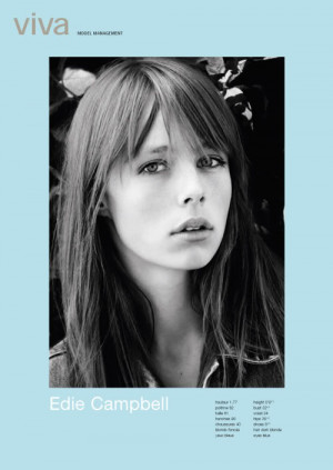 Edie Campbell photos by way2enjoy.com Edie Campbell Latest News ...