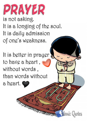 PRAYER IN ISLAM! ^_^24