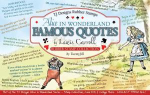 Alice in Wonderland: Famous Quotes - Alice In Wonderland...