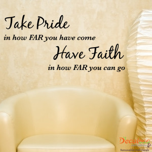 Home » Products » Take Pride, Have Faith
