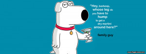 Family Guy Brian Griffin Quote Cover Comments