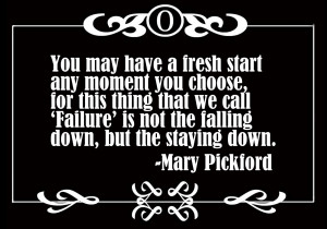 Quote of the Week: Failure