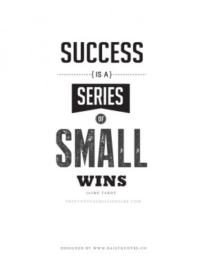 Success Quotes From The Eventual Millionaire