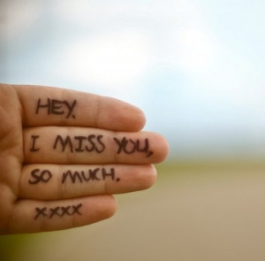 Missing You Love Quotes And Sayings For Him