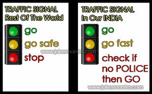 Funny Indian Traffic Rules
