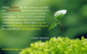 Trauma And Healing