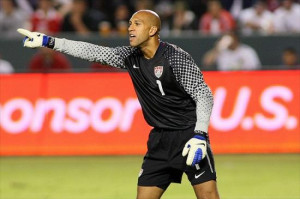 Tim Howard Inspirational Quotes