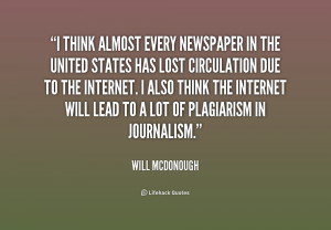 quote-Will-McDonough-i-think-almost-every-newspaper-in-the-202875.png