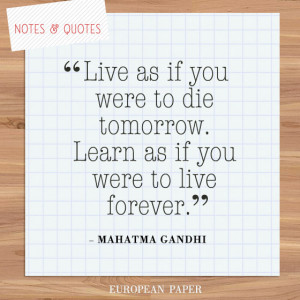 mahatma gandhi life learning quotes inspirational quotes