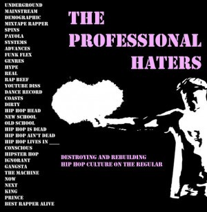 The Professional Haters