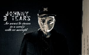 Go Back > Gallery For > Hollywood Undead Johnny 3 Tears Quotes