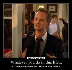 Funny Barney Stinson Quotes