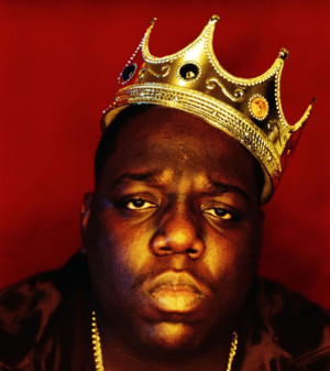 Study Biggie a little, fellas. Don't be afraid to accessorize and have ...