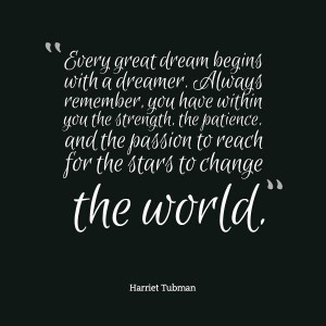 Harriet Tubman quote