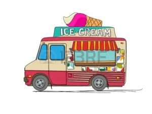 ice-cream-truck-vector-21446484-ice-cream-truck-cartoon-drawing-over ...
