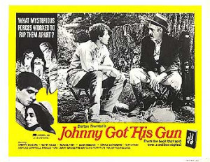 Welcome to johnny got his gun cliff notes