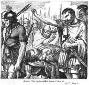 julius caesar summary of act Plot summary of shakespeare's julius caesar: the tribunes, marullus and  flavius, break up a gathering of roman citizens who seek to celebrate julius.