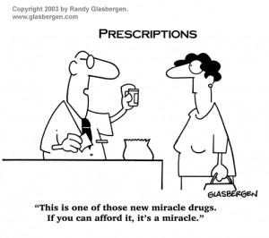 Cartoons About Prescription Drugs and Medications, pharmaceuticals ...