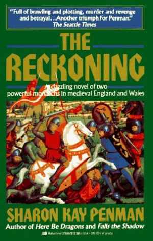 "Start by marking ""The Reckoning (Welsh Princes, #3)"" as Want to ..."