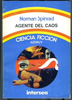 Norman Spinrad Pictures