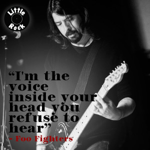 Foo Fighters quote