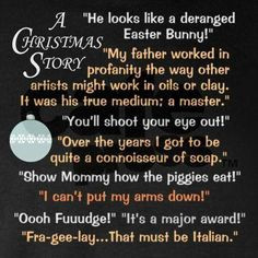 ... christmas movie quotes christmas movies a christmas story a christmas