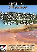 Nature Wonders - Yellowstone National Park USA