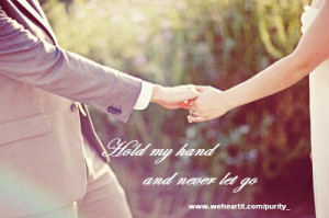 couple, hand, holding hands, quote, text, true love, wedding