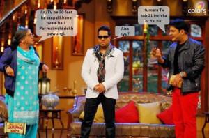 Comedy Nights With Kapil Sharma Funny Jokes in Hindi