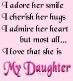 My Daughter Graphics | Love My Daughter Pictures | Love My Daughter ...
