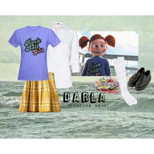 Darla (Finding Nemo) - Polyvore