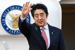 Shinzo Abe Quotes on History: a Selection