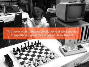 Great Marc Benioff Quote
